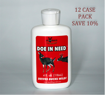 DOE IN NEED DISCOUNTED 12 CASE PACK