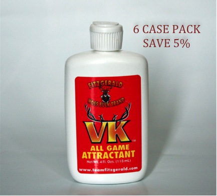 VK LIMITED TIME DISCOUNTED 6 CASE PACK